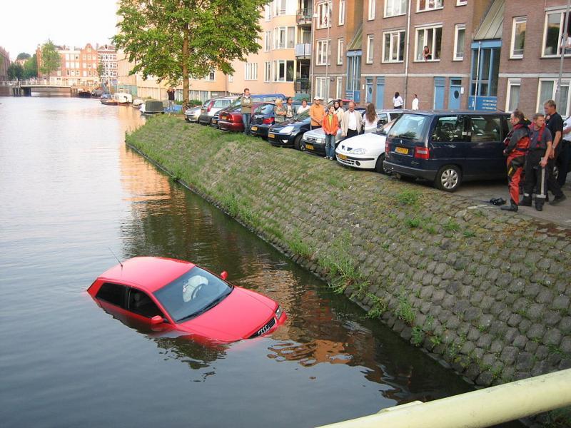 Het nutteloze feitje van de dag: Weinig in Amsterdam, veel in Rozendaal (WikiCommons/Erik Joling at Dutch Wikipedia)