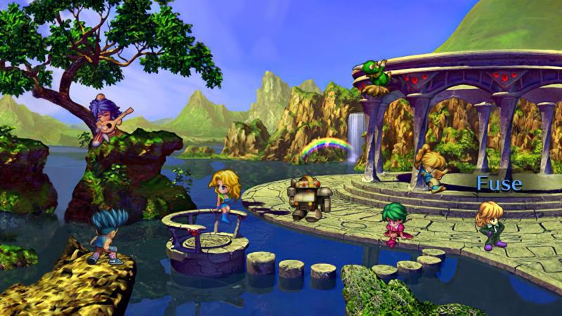 Saga Frontier Remastered (Foto: Square Enix)