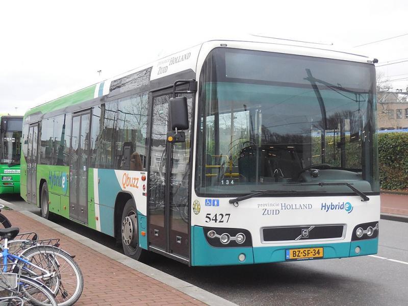 Het nutteloze feitje van de dag: tieners in de bus (WikiCommons/Stadsbus)