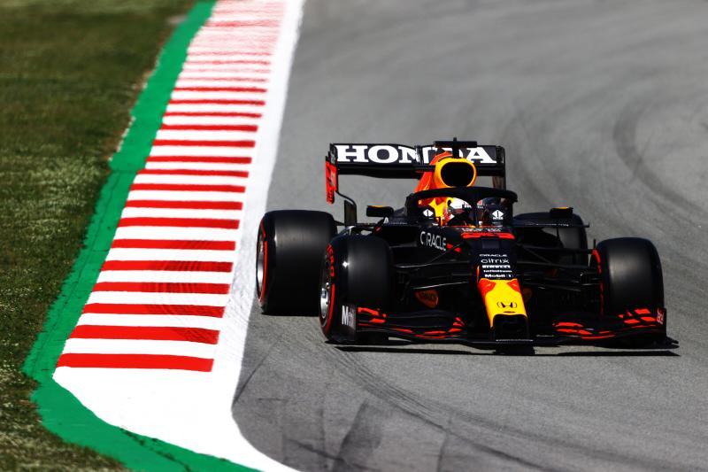 """Verstappen: """"Tweede plek op dit circuit vandaag erg goed"""" (Getty Images / Red Bull Content Pool)"""