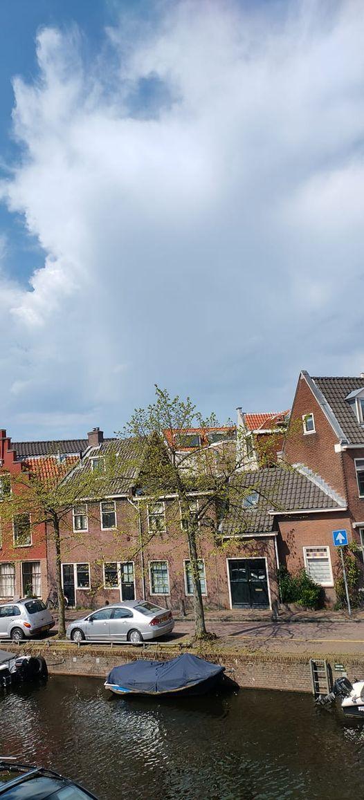 Onweerswolk in Haarlem (Foto: Stephan5)