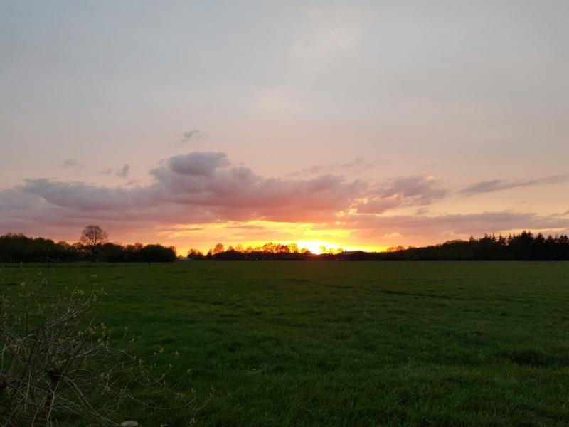 Haaksbergen zonsondergang (Foto: spylacopa_68)