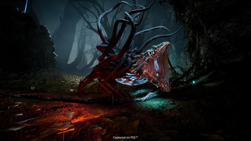 Returnal monster