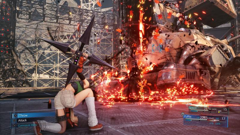 Final Fantasy VII Remake Intergrade (Foto: Square Enix)