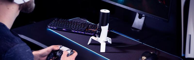 Trust Fyru PS5 microphone (Foto: Trust)