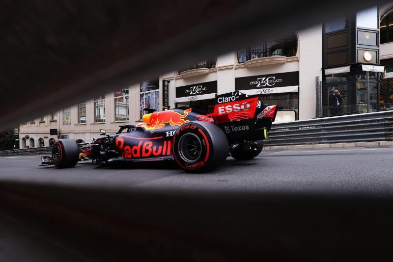 """Verstappen: """"Vandaag ging het goed, maar morgen moeten we het afmaken"""" (Getty Images / Red Bull Content Pool)"""