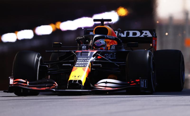 """Verstappen: """"Heel speciaal om hier te winnen"""" (Getty Images / Red Bull Content Pool)"""