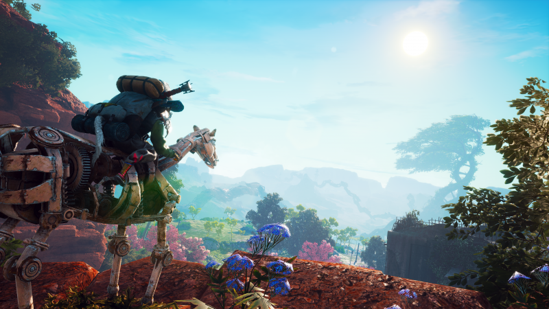 Biomutant Overview
