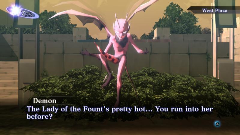 Shin Megami Tensei III Nocturne HD Remaster - Pervert (Foto: Atlus)