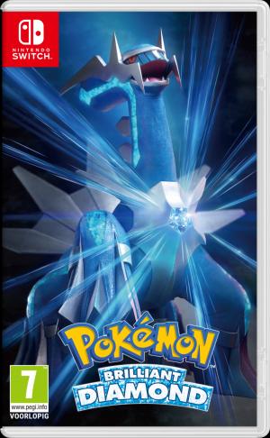 Pokémon Brilliant Diamond - Packshot (Foto: The Pokemon Company International)