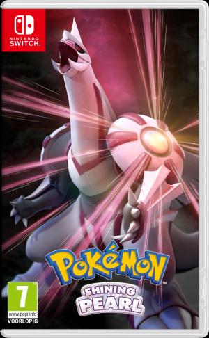 Pókemon Shining Pearl - Packshot (Foto: The Pokemon Company International)