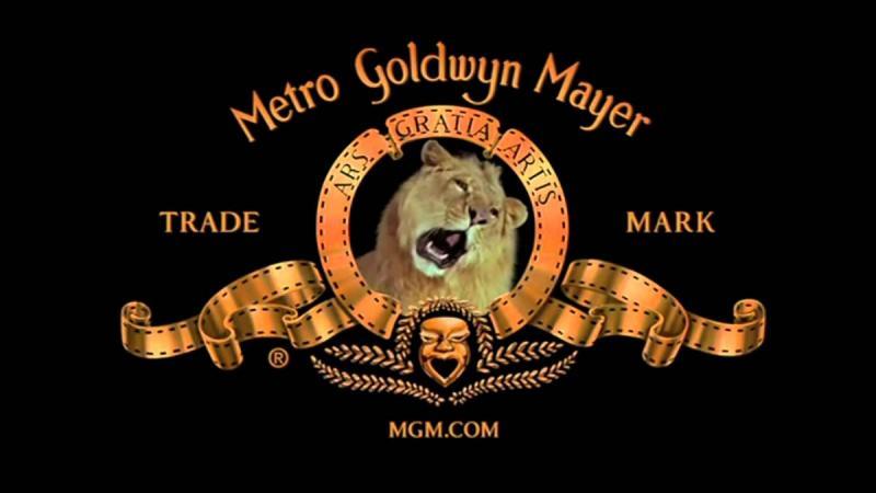 Titelkaart van Metro-Goldwyn-Mayer