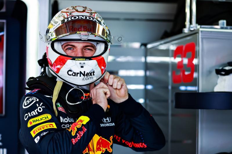 """Verstappen: """"Gave gevechten gehad met Hamilton"""" (Getty Images / Red Bull Content Pool)"""