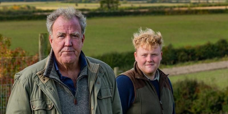 Clarkson's Farm: Jeremy Clarkson en redder in nood, boerderijhulp Kaleb Cooper