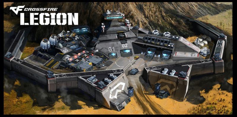 Crossfire Legion - Artwork (Foto: Prime Matter)