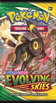 Pokemon TCG: Sword & Shield—Evolving Skies (Foto: The Pokemon Company International)