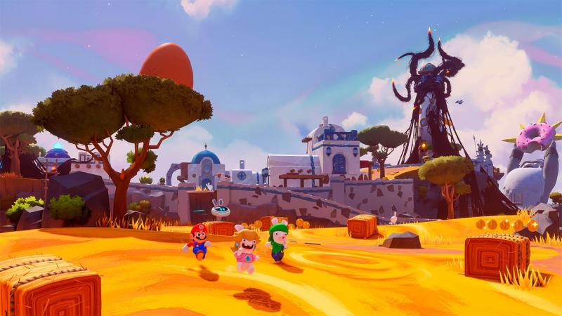 Mario + Rabbids Sparks of Hope 2