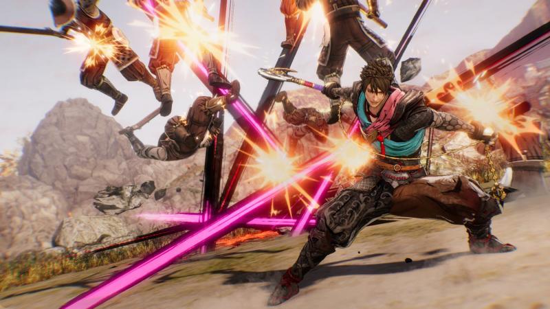 Samurai Warriors 5 (Foto: Koei Tecmo)