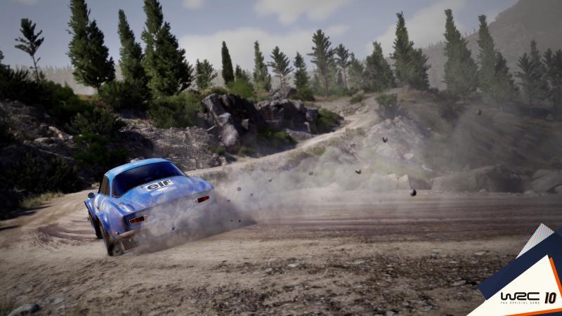 WRC 10 (Foto: Nacon)