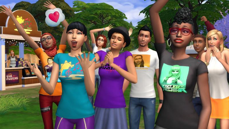 De Sims 4 Sessions (Foto: Electronic Arts)