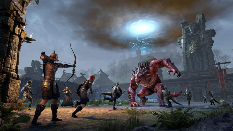 The Elder Scrolls Online: Blackwood - Rockgrove (Foto: Bethesda)