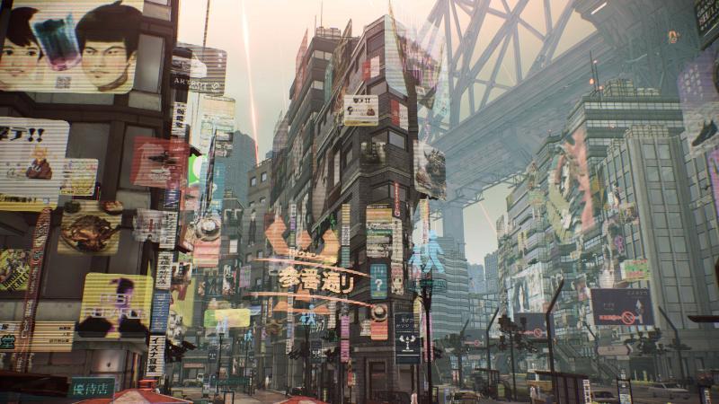 Scarlet Nexus - City (Foto: Bandai Namco)
