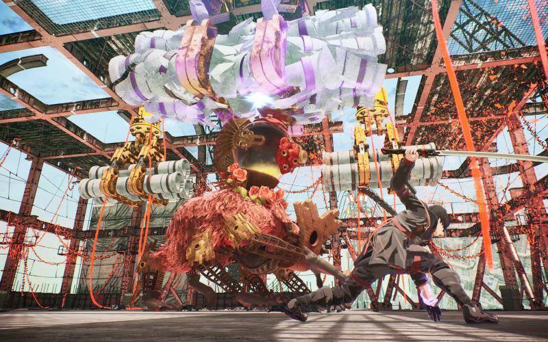 Scarlet Nexus - Monster (Foto: Bandai Namco)