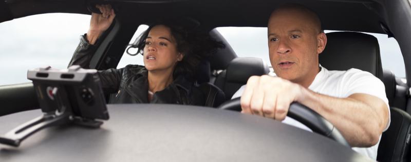 Fast & Furious 9 Dom en Letty