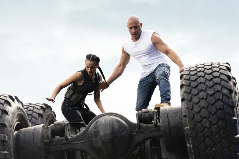 Fast & Furious 9 actie