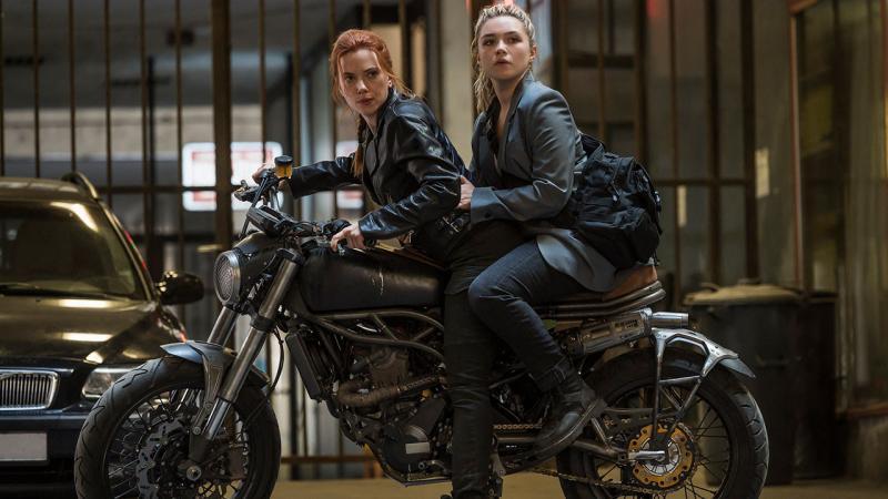 Black Widow: Scarlett Johannson en Florence Pugh