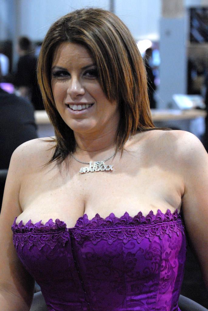 Recordhoudster Lisa Spraks (WikiCommons/flipchip/LasVegasVegas.com)