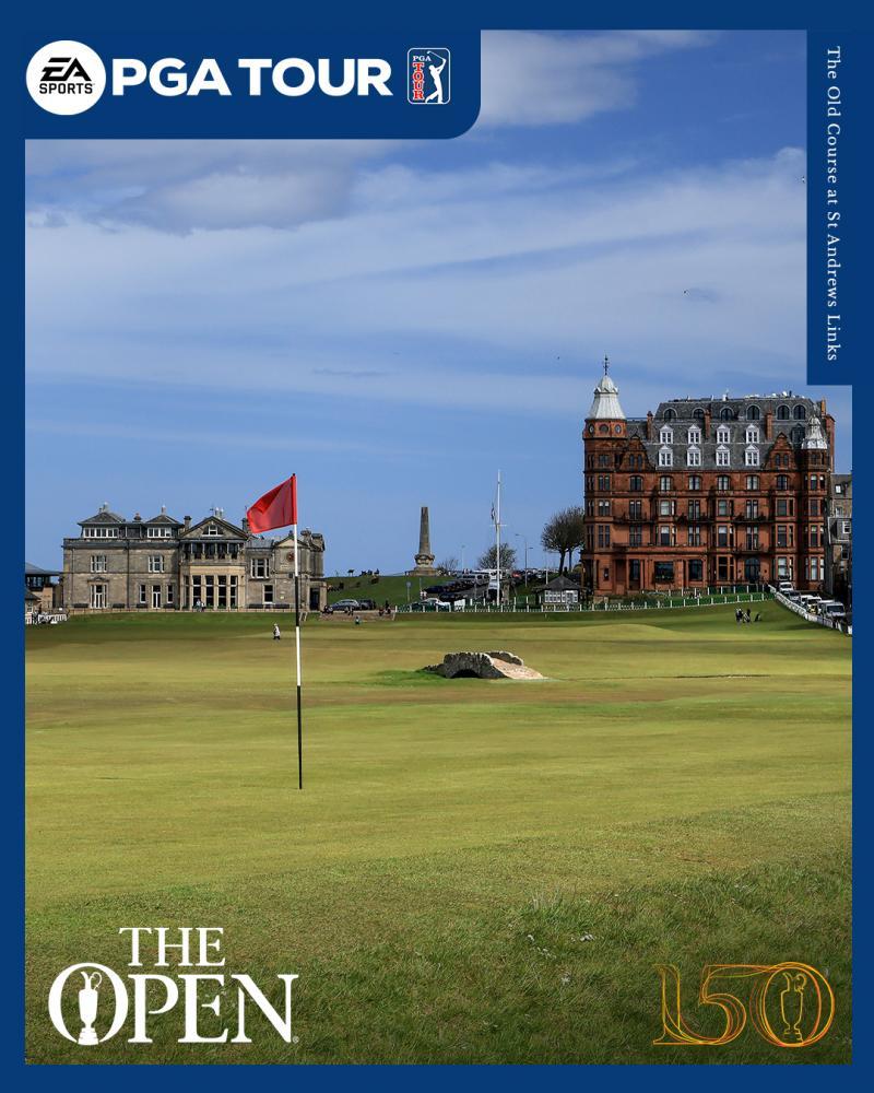EA Sports PGA Tour - Packshot