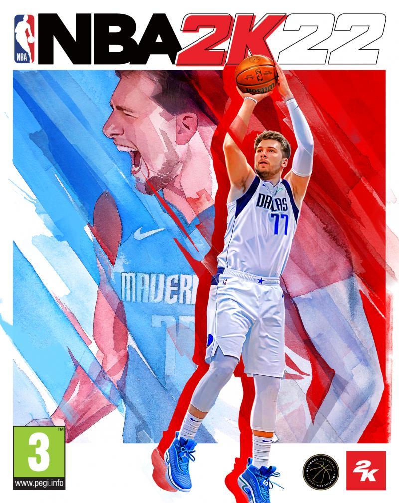 NBA 2K22 - Packshot Standard Edition (Foto: 2K Games)