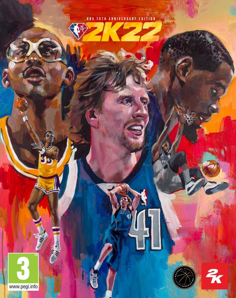 NBA 2K22 - Packshot Anniversary Edition (Foto: 2K Games)