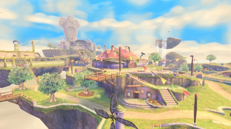 The Legend of Zelda: Skyward Sword HD (Foto: Nintendo)
