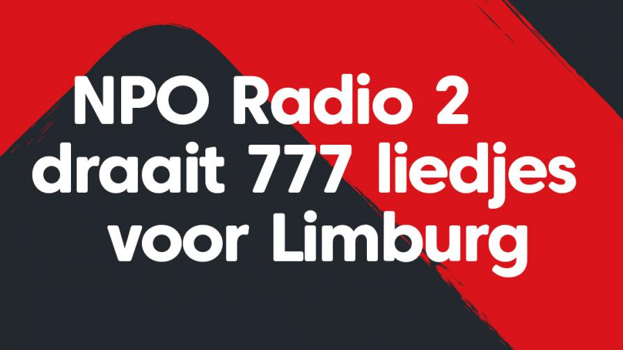 Radio 2 in actie voor Limburg
