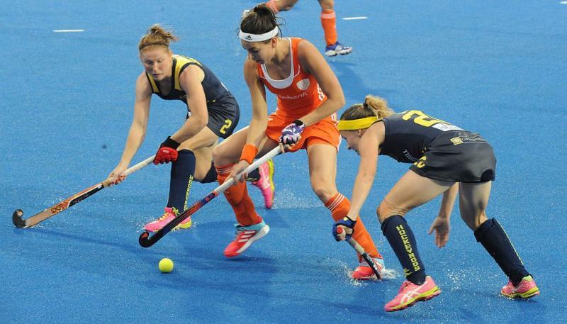Record voor Eva de Goede: 24ste toernooi met Oranje (WikiCommons/fourthandfifteen)