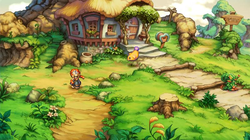 Legend of Mana Switch Review 1