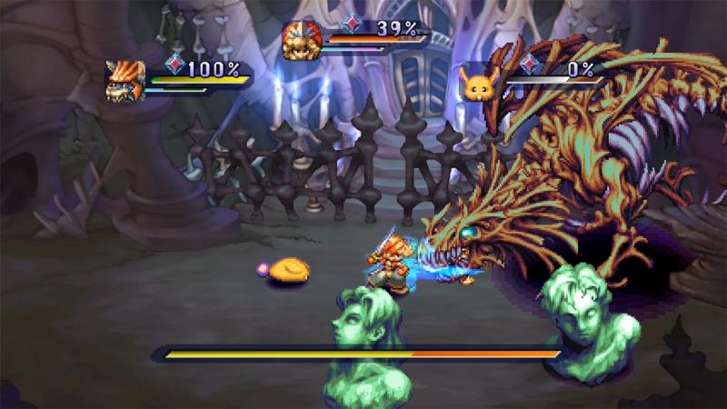 Legend of Mana Switch Review 2