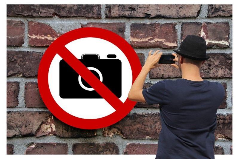 Foto en film verbod 2 ( Foto:Pixabay)