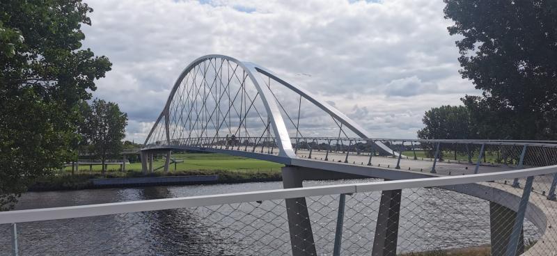 Een mooie brug  (Foto: DJMO)