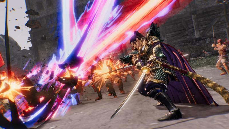 Samurai Warriors 5 - Battle (Foto: Koei Tecmo)