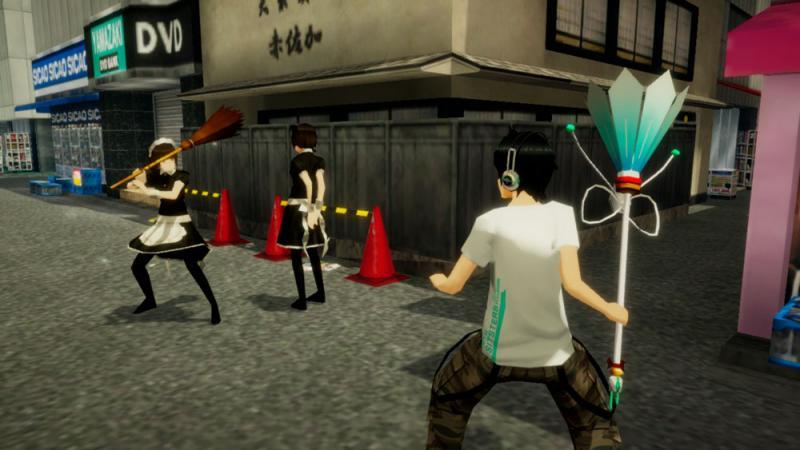 Akiba's Trip - Battle (Foto: Marvelous)