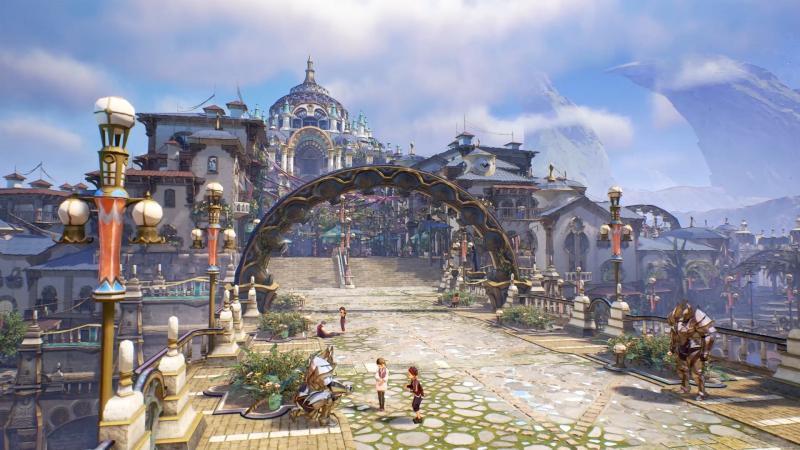 Tales of Arise - City (Foto: Bandai Namco)