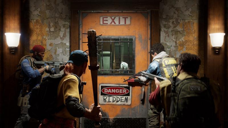 Back 4 Blood - Safehouse (Foto: Warner Bros.)