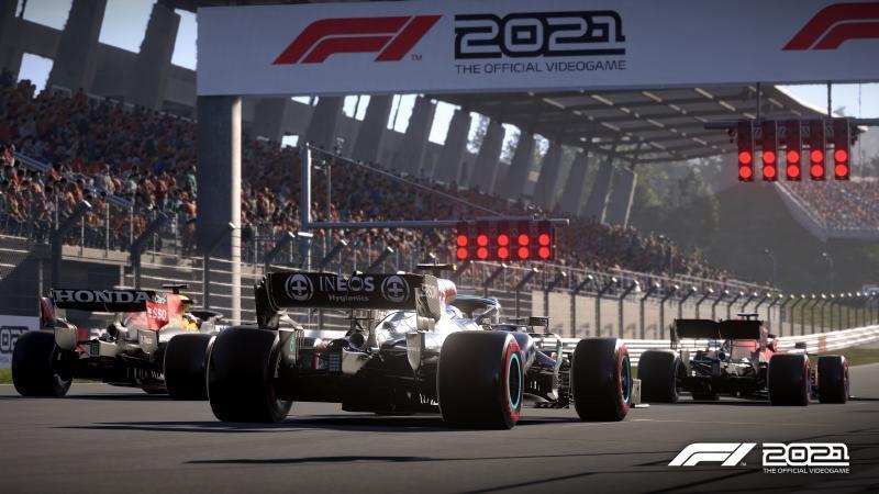 F1 2021 - Race (Foto: Codemasters)