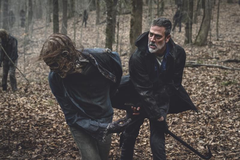 The Walking Dead: Jeffrey Dean Morgan