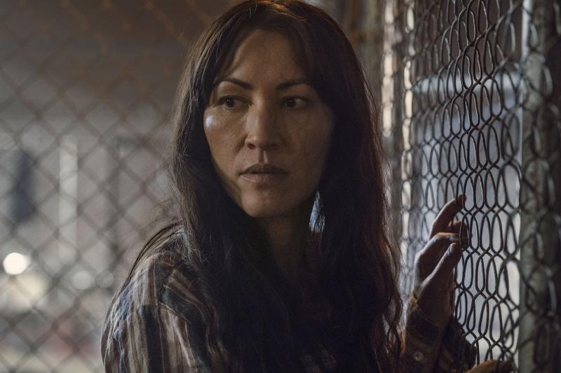 The Walking Dead: Eleanor Matsuura