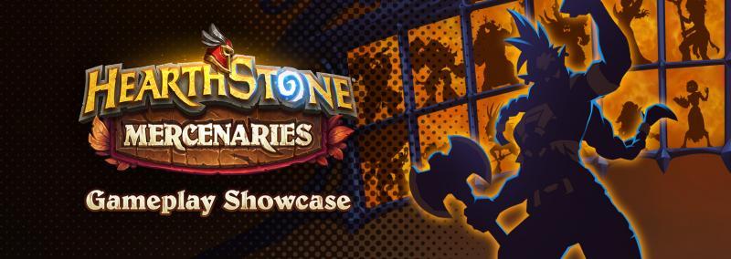 Hearthstone Mercenaries Gameplay Showcase