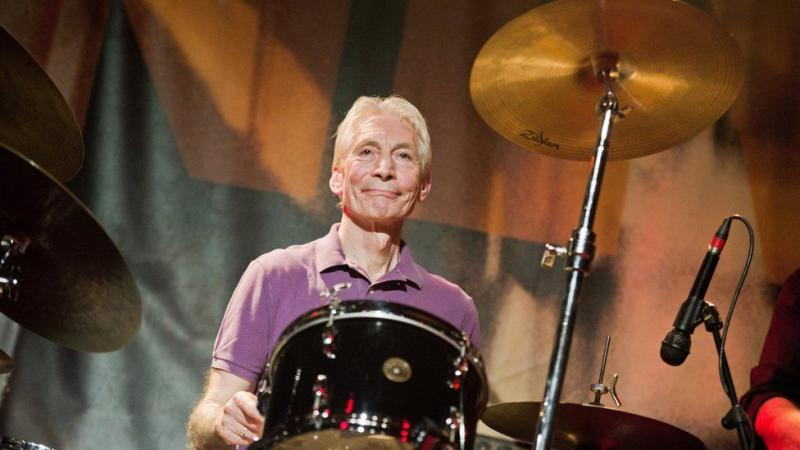 Rolling Stones-drummer Charlie Watts (80) overleden (Foto: BBC)